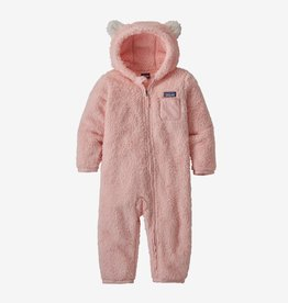 Patagonia Furry Friends Bunting Seafare Pink 0/3M-2T
