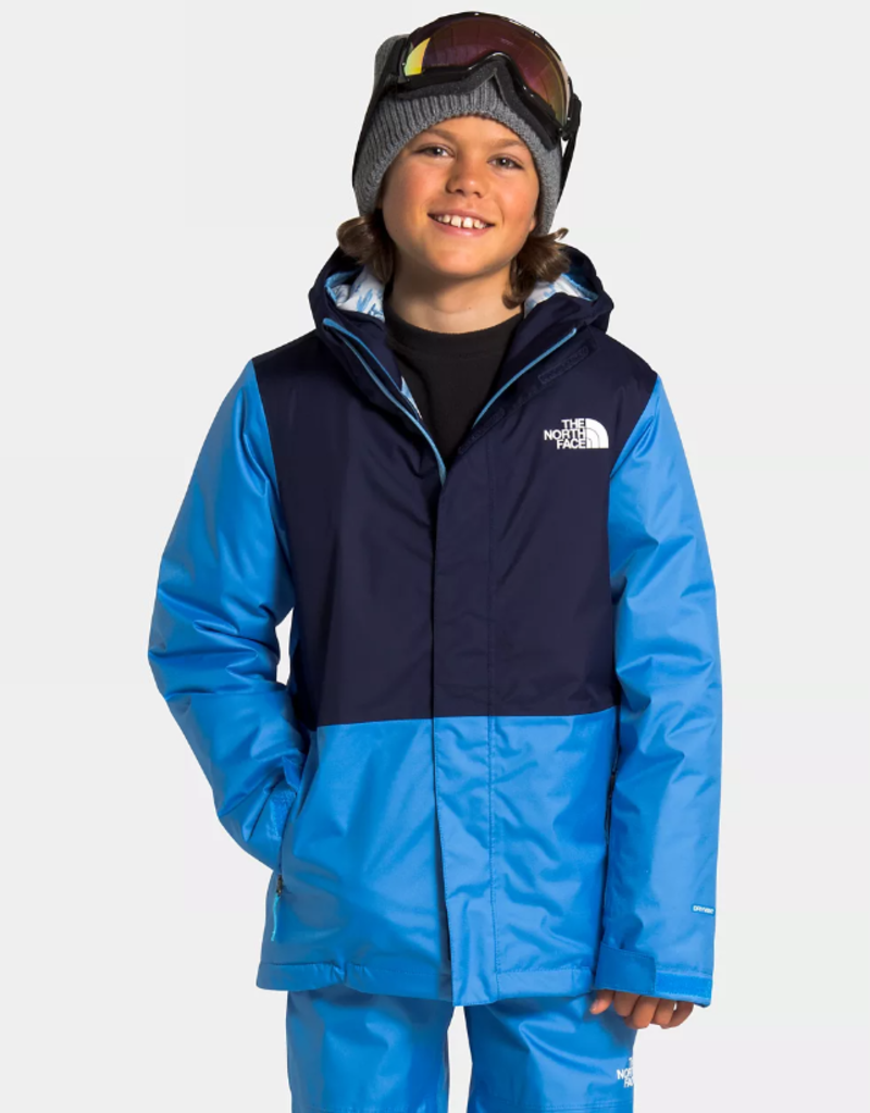 North Face Freestyle Insulated Jacket Clear Lake Blue XXS(5)-XL(18/20)