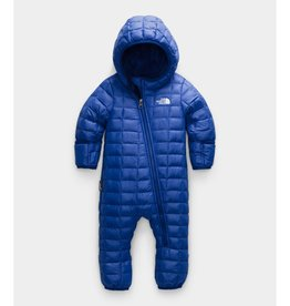 North Face ThermoBall Eco Bunting Blue/White 6M-18M