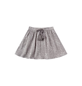 Rylee & Cru Moondust Mini Skirt Periwinkle 2/3-12/14