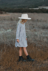 Rylee & Cru Moondust Sadie Dress Periwinkle 4/5-12/14