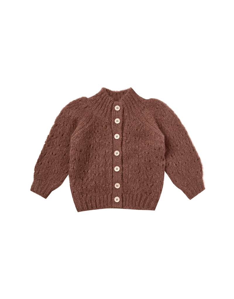 Rylee & Cru Tulip Sweater Wine