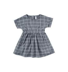 Rylee & Cru Wavy Check Kat Dress 12/18M-10/12