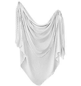 Copper Pearl Knit Blanket Everest