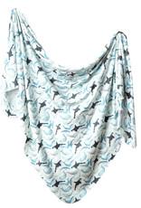 Copper Pearl Knit Blanket Kai