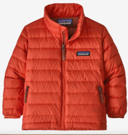 Patagonia Down Sweater Hot Ember 3/6M-5T