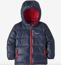 Patagonia Hi-Loft Down Sweater Hoody 6/12M