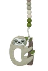 Loulou Lollipop Sloth Teether Set