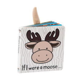Jellycat If I Were a Moose Book