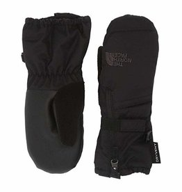 North Face Toddler Mitt Black 5T, 6T
