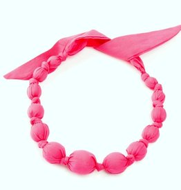 Peppercorn Kids Solid Pink Necklace
