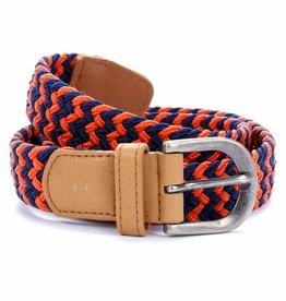 Peppercorn Kids Boys Zig Zag Stretch Cord Belt