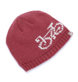 Peppercorn Kids Fleece Lined Bicycle Beanie Red M(2/4yr), L(4/6yr)