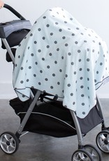 SwaddleDesigns Ultimate Swaddle Big Dots Pink