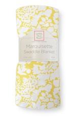 SwaddleDesigns Marquisette Swaddle Lush Yellow