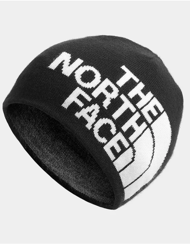 North Face Anders Beanie Black/Med Grey