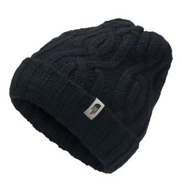 North Face Cable Minna Beanie Black