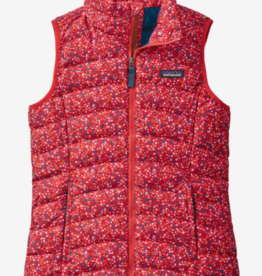Patagonia Down Sweater Vest Catalan Coral L(12)