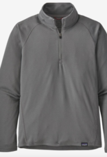 Patagonia Capilene Midweight Zip-Neck Grey