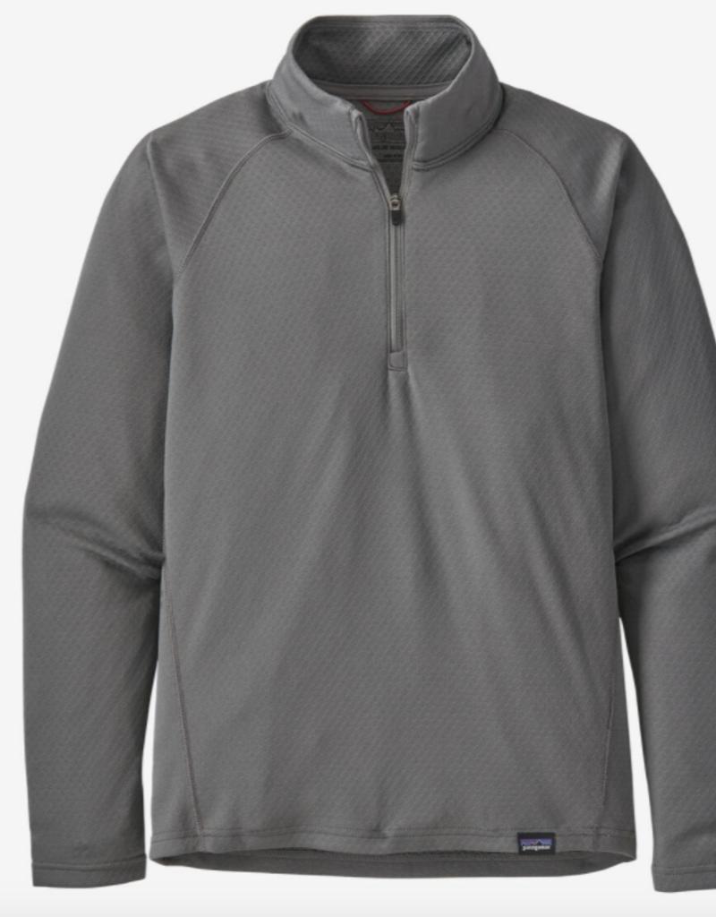 Patagonia Capilene Midweight Zip-Neck Grey XS(5/6)-XL(14)