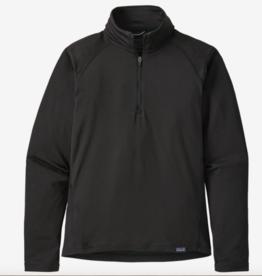 Patagonia Capilene Midweight Zip-Neck Black