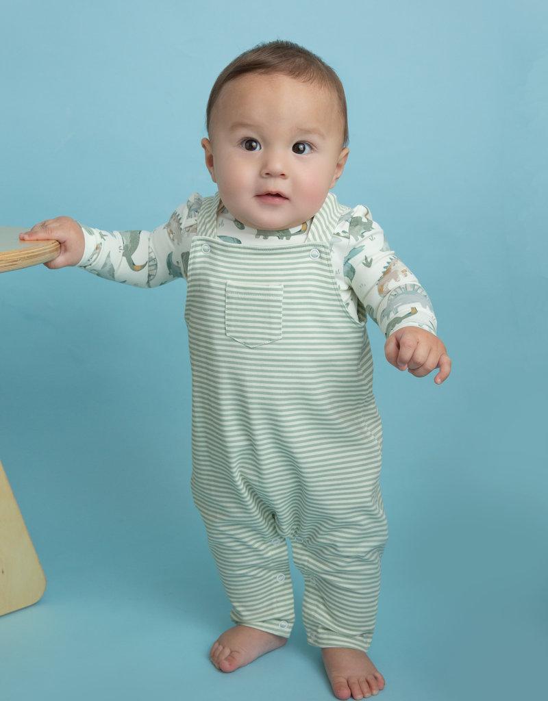 Angel Dear Crayon Dino Lap Shoulder Bodysuit 0/3M-18/24M