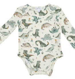 Angel Dear Crayon Dino Bodysuit 0/3M-18/24M