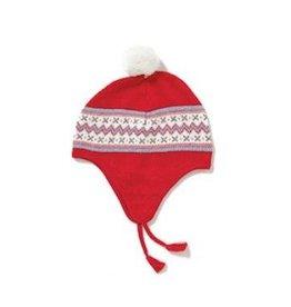 Angel Dear Reindeer Knit Pilot Hat 0/6M, 6/12M