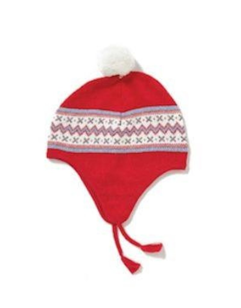 Angel Dear Reindeer Knit Pilot Hat