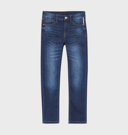 Mayoral Boys Regular Fit Denim Dark 10