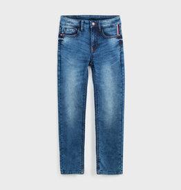 Mayoral Boys Regular Fit Denim Pants 10
