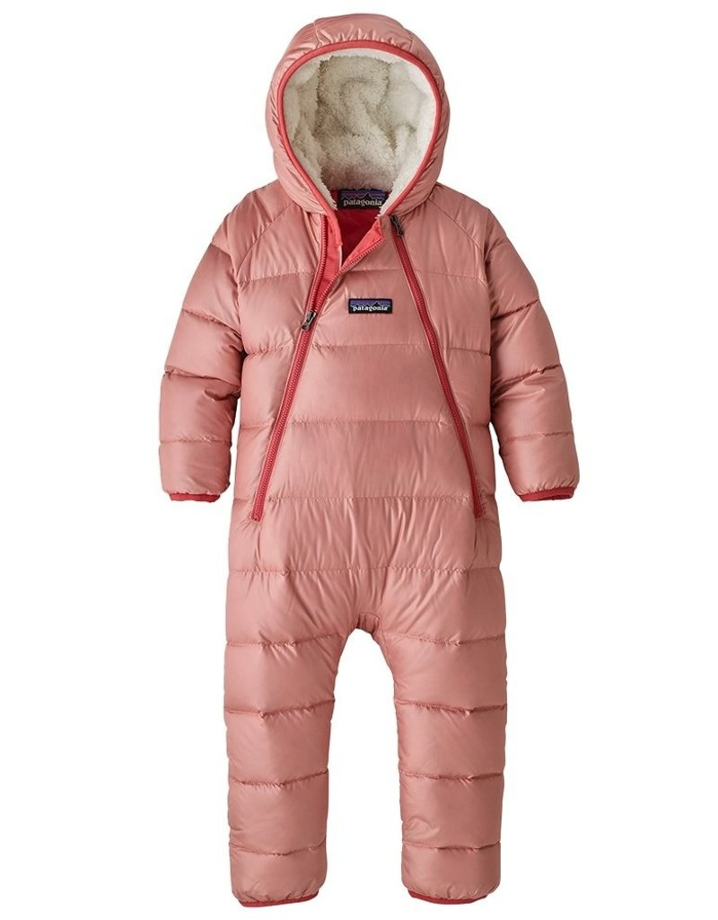 Patagonia Hi-Loft Down Sweater Bunting Seafan Pink 0/3M-18/24M