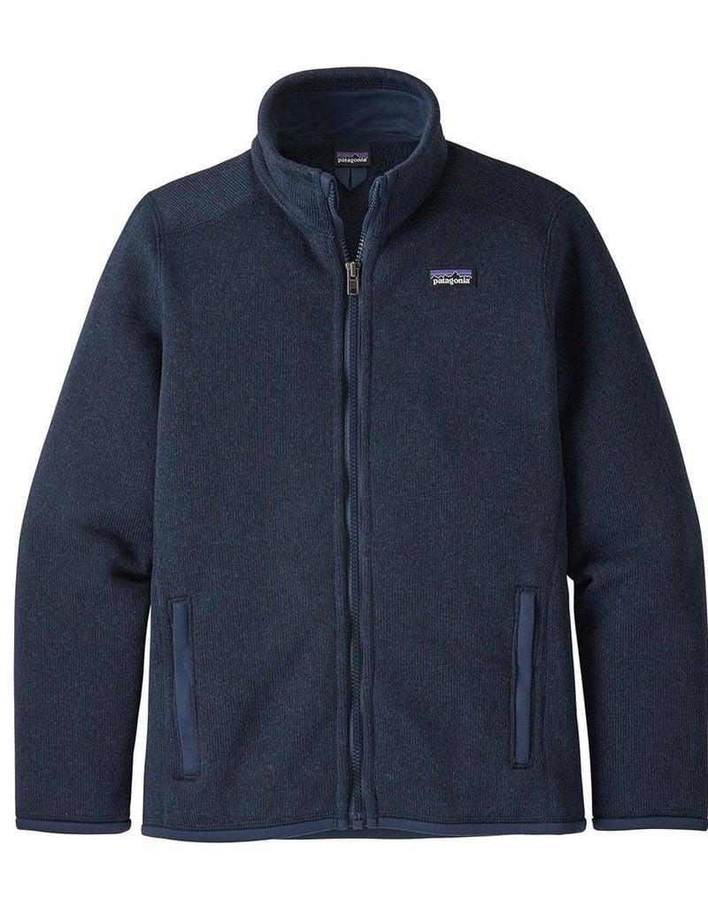 Patagonia Better Sweater Jacket NENA New Navy