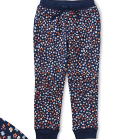 Tea Collection French Terry Joggers Mountainside Wildflowers 2T-12