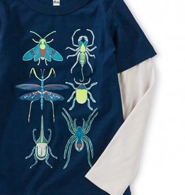 Tea Collection Bugging Out Graphic Tee 2T, 10, 12
