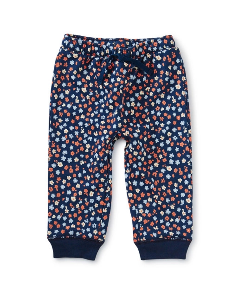 Tea Collection Printed Baby Joggers Mountainside Wildflowers 3/6M-2T