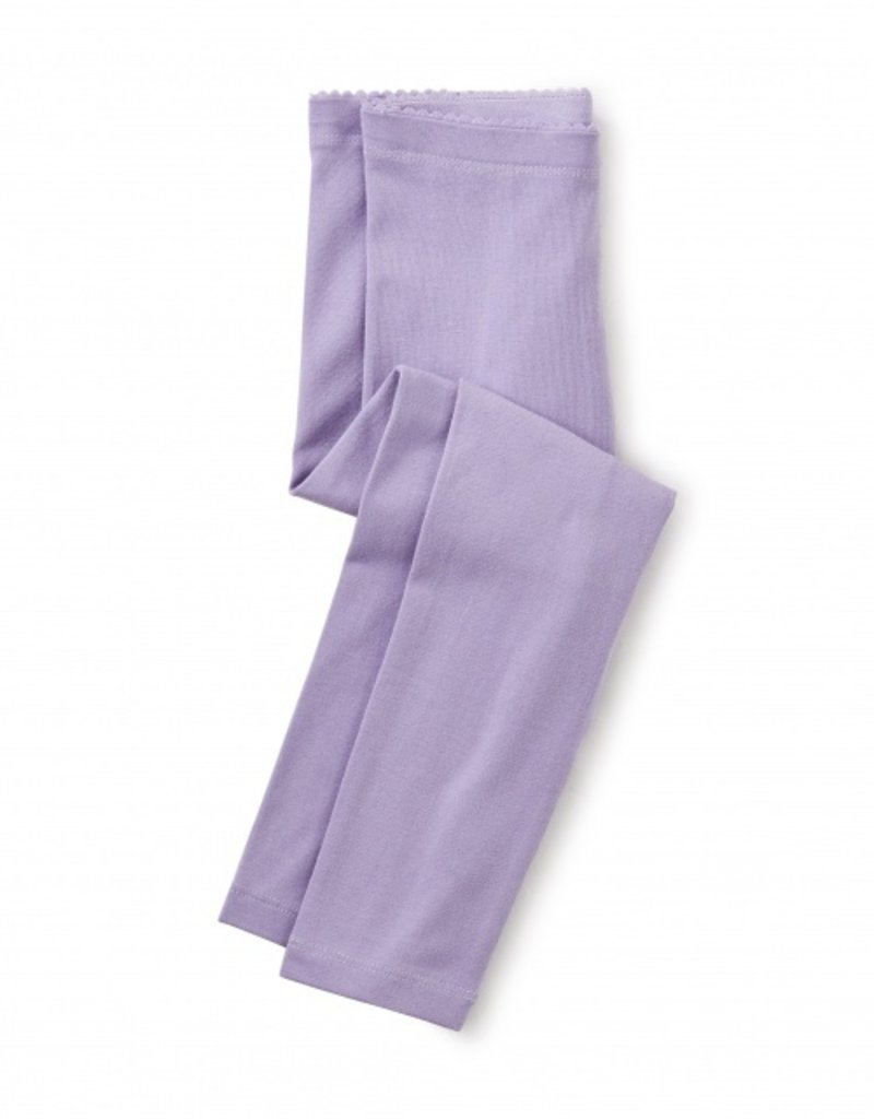 Tea Collection Solid Leggings Heirloom Lilac 2T-12