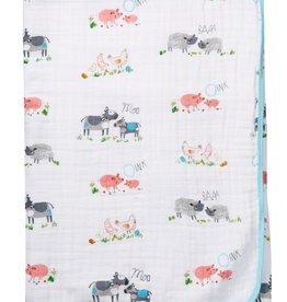Angel Dear Farm Swaddle