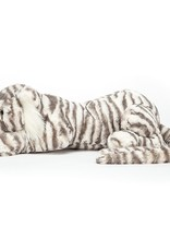 Jellycat Sacha Snow Tiger Medium