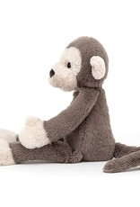 Jellycat Snugglet Brodie Monkey Medium
