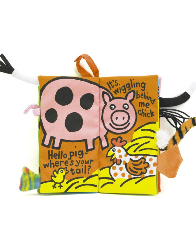 Jellycat Farm Tails Activity Book