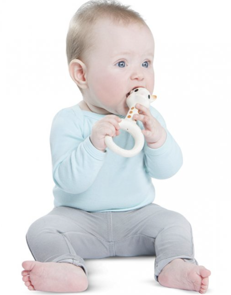 Calisson Inc. So'Pure Ring Teether