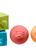 Calisson Inc. So'Pure set 2 Balls 2 Blocks
