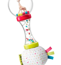 Calisson Inc. Soft Maracas Rattle