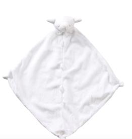 Angel Dear Blankie Lamb White