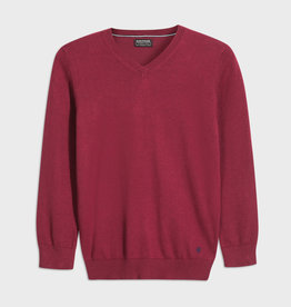 Mayoral Cotton Sweater Burgundy 8