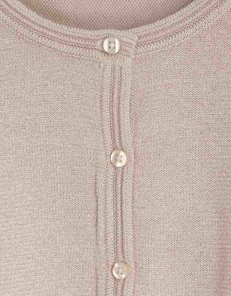 Mayoral Knitted Cardigan Stone 8-14