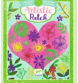 Djeco Le Grand Artist Artistic Patch Petals
