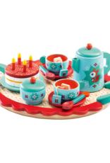 Djeco Role Play  Tea Fox's Party
