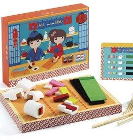 Djeco Role Play Aki & Maki Sushi Box